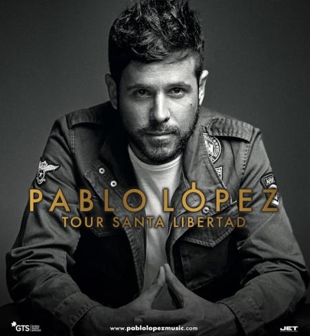 Pablo López actuará en Granada (WILD PUNK)