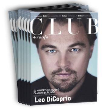 Granada será portada de la revista `Club Renfe`