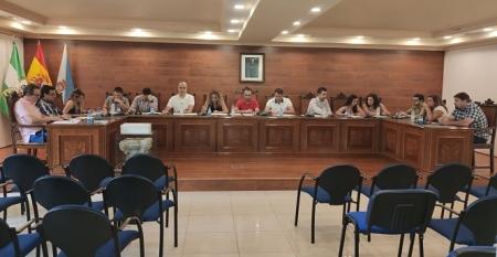 Pleno de organización del Ayuntamiento de Alhendín (AYTO. ALHENDÍN)