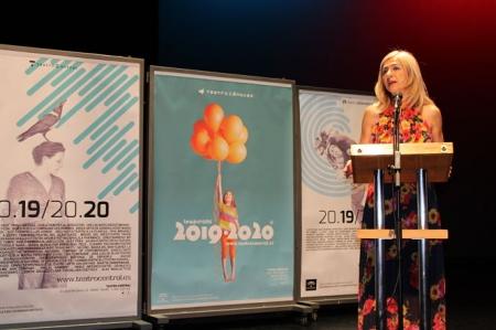 Presentación de la temporada 2019/20 para el Teatro Alhambra (JUNTA)
