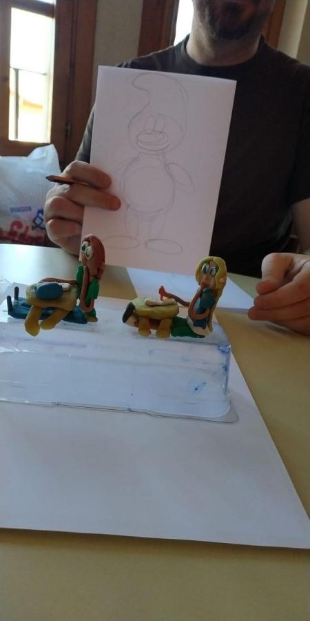 Talleres de plastilina para los más pequeños en Monachil (AYTO. MONACHIL)