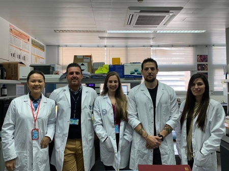Miembros del grupo que han trabajado en este estudio (UGR)