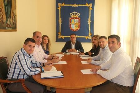 Nuevo equipo de gobierno del Ayuntamiento de ALhendín (AYTO. ALHENDÍN)