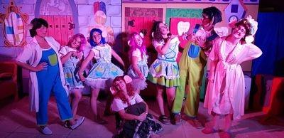 Representación teatral en Huétor Tájar (AYTO. HUÉTOR TÁJAR)