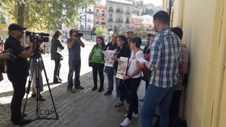 Rampa Alhambra ha convocado una manifestación por la Educación pública (FAMPA ALHAMBRA)