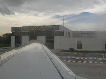 Aeropuerto Garcia Lorca