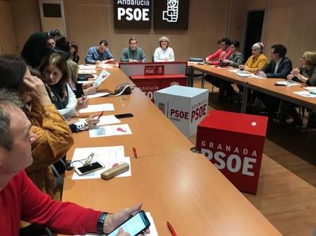 Ejecutiva Provincial del PSOE (PSOE)