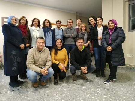 Nueva junta directiva de Fampa Alhambra (FAMPA ALHAMBRA)