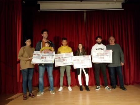 Entrega de premios `Youtubers` por la igualdad (DIPGRA)
