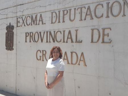Mari Carmen Pérez, Diputada Provincial de IU (IU)