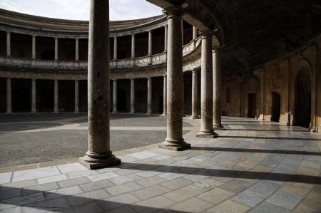 La Alhambra de Granada (ÁLEX CÁMARA - EUROPA PRESS)