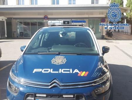 Coche Z de la Policia Nacional (POLICIA NACIONAL)