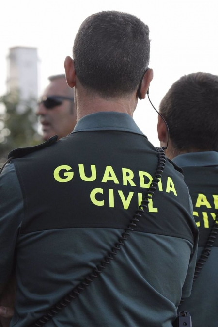 Guardia civil recursos control, vigilancia (GUARDIA CIVIL)