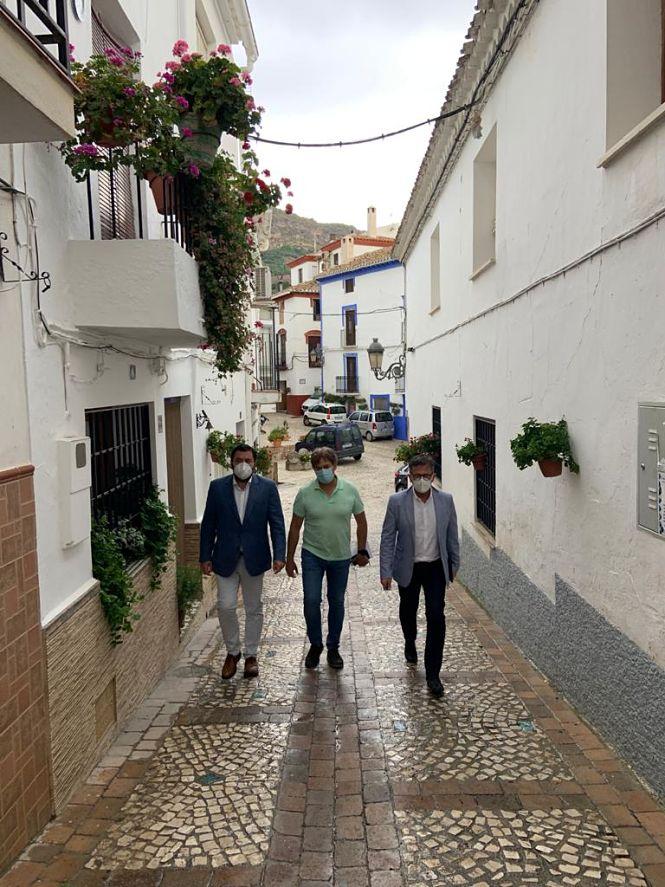 La Junta Invierte En Granada 4 3 Millones Como Primer Pago Del Pfea Para Su Reparto A Los Ayuntamientos