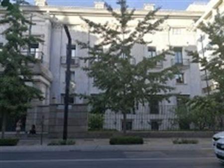 Fachada de la Fiscalía Provincial de Granada