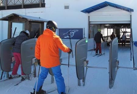 Estación de esquí de Sierra Nevada (JUNTA DE ANDALUCÍA)