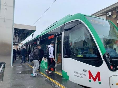 Imagen del Metro (AYTO. ARMILLA)