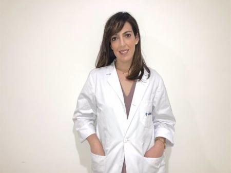 La doctora Fátima Conde (VITHAS)