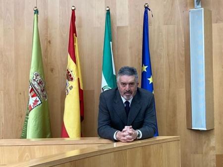 El Diputado provincial de Ciudadanos, Francisco Rodríguez Ríos (CS)