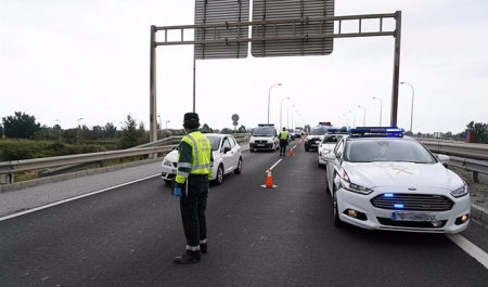 Agente de la Guardia Civil de Tráfico (JUNTA DE ANDALUCÍA)