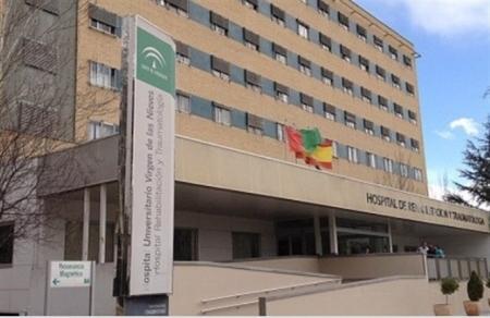 Hospital de Traumatología de Granada, en imagen de archivo (JUNTA DE ANDALUCÍA)