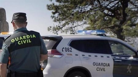 Agente de la Guardia Civil, en imagen de archivo (GUARDIA CIVIL)