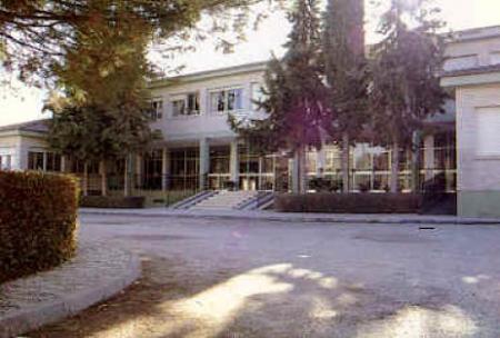 Centro de educación especial Jean Piaget de Ogijares (JUNTA)